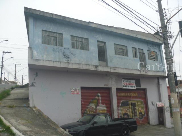 SALÃO E CASA AV. CANGAIBA