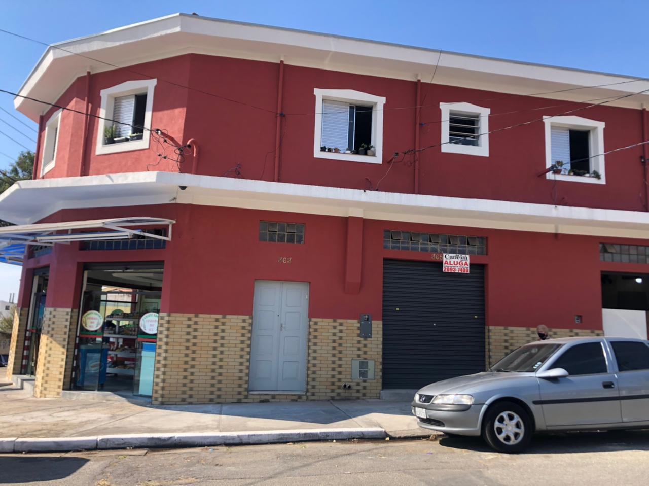 Apartamento sobreloja – Vila Guilhermina
