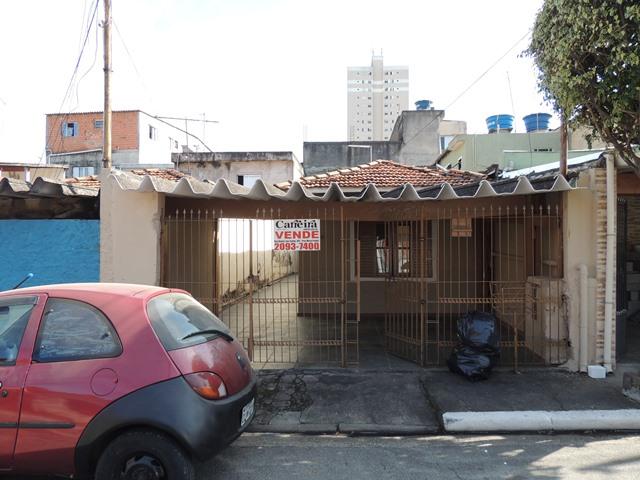 Casa térrea na Vila Matilde – terreno medindo 6m x 22,5m